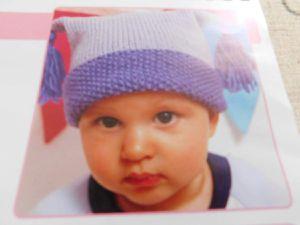 Tuto bonnet d'enfant