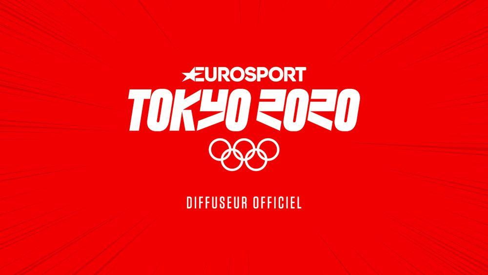 Plus de 4000h de programmes pour les JO de Tokyo sur Eurosport avec 7 nouvelles chaînes éphémères