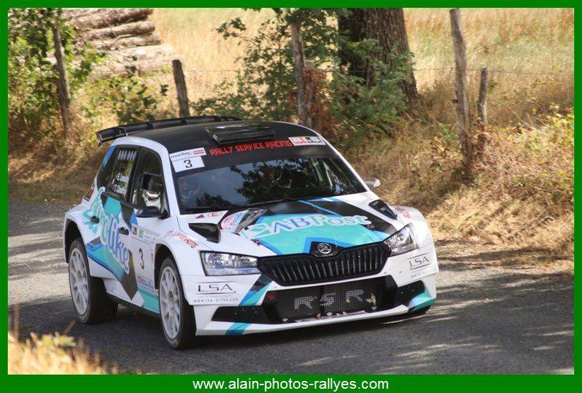 Rallye Pays de Saint Yrieix 2019