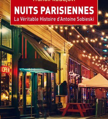 #112 Nuits parisiennes by Franck Kuadjovi