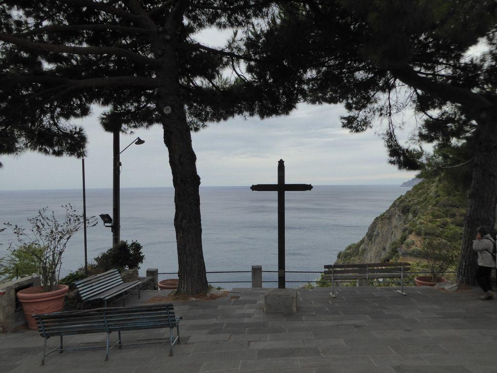 Riomaggiore - Cinque Terre. Automne 2015.