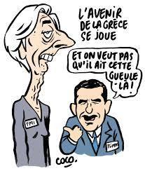 Grèce : NON au coup d'Etat financier et au dictat de l'euro groupe !!!
