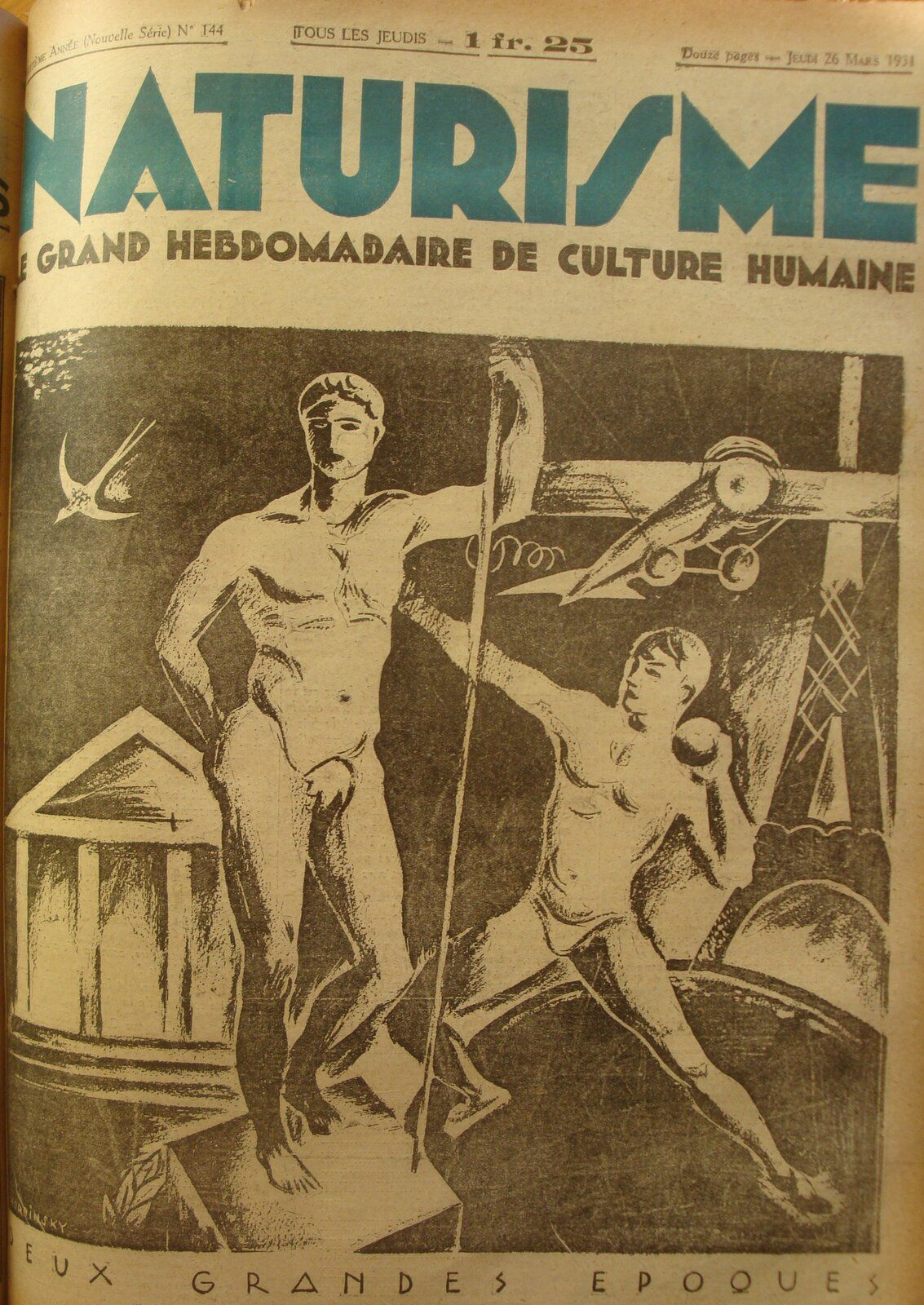 26 mars 1931 - Collection JMMAC