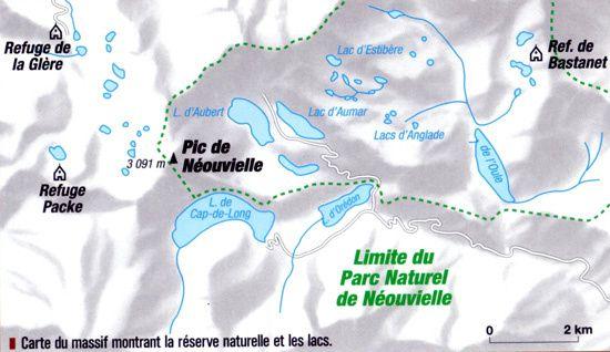 Le massif se situe en plein coeur du parc des Pyrenees c'est une merveille de la nature pyreneenne