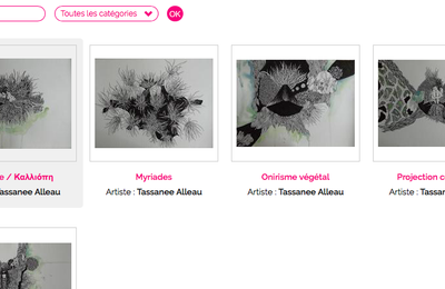 Vote for one of my drawings // Votez pour un de mes dessins ! :)