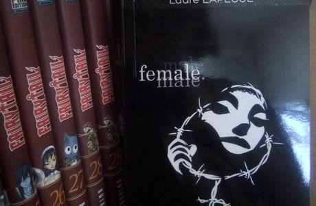 AvisLittéraire : Female de Laure LAPEGUE (Ed. IggyBook)