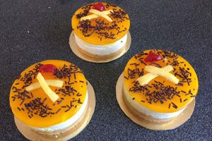 cheesecake aux citrons