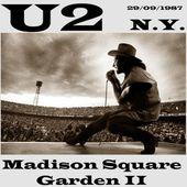 U2 -Joshua Tree Tour - 29/09/1987 -New-York -USA -Madison Square Garden #2 - U2 BLOG
