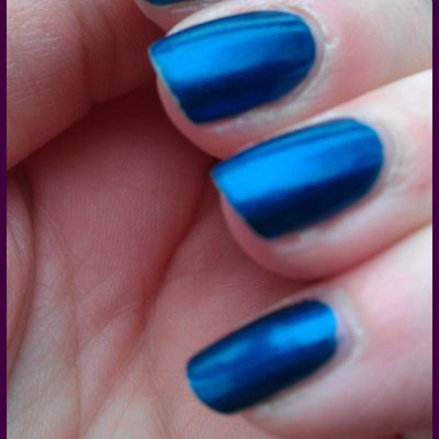 OPI - Unfor-greta-bly Blue - Germany Collection