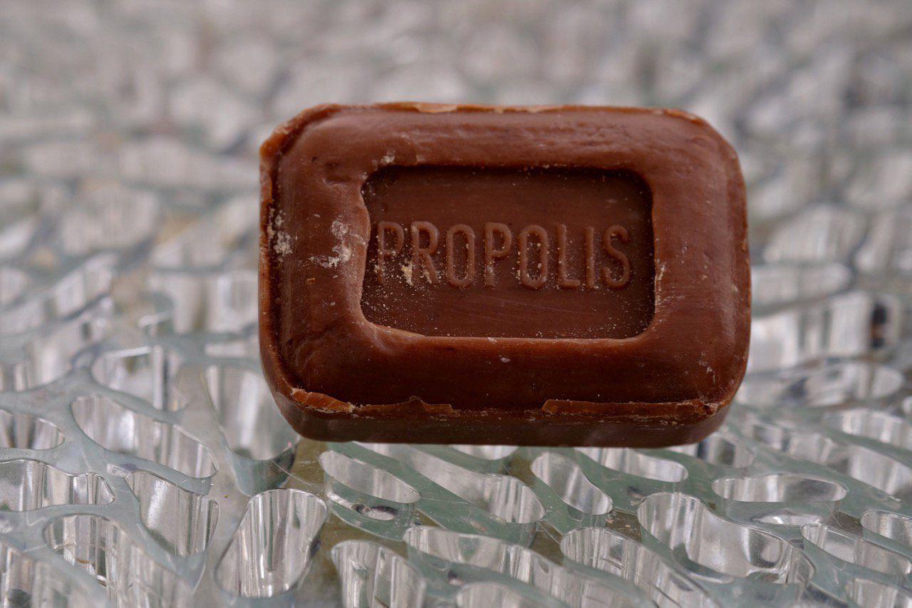 Savon naturel au propolis