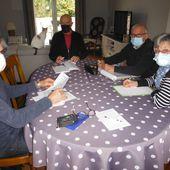 Le TCA 2021 - Ravitaillement - Club cyclo du Ninian à Plémet