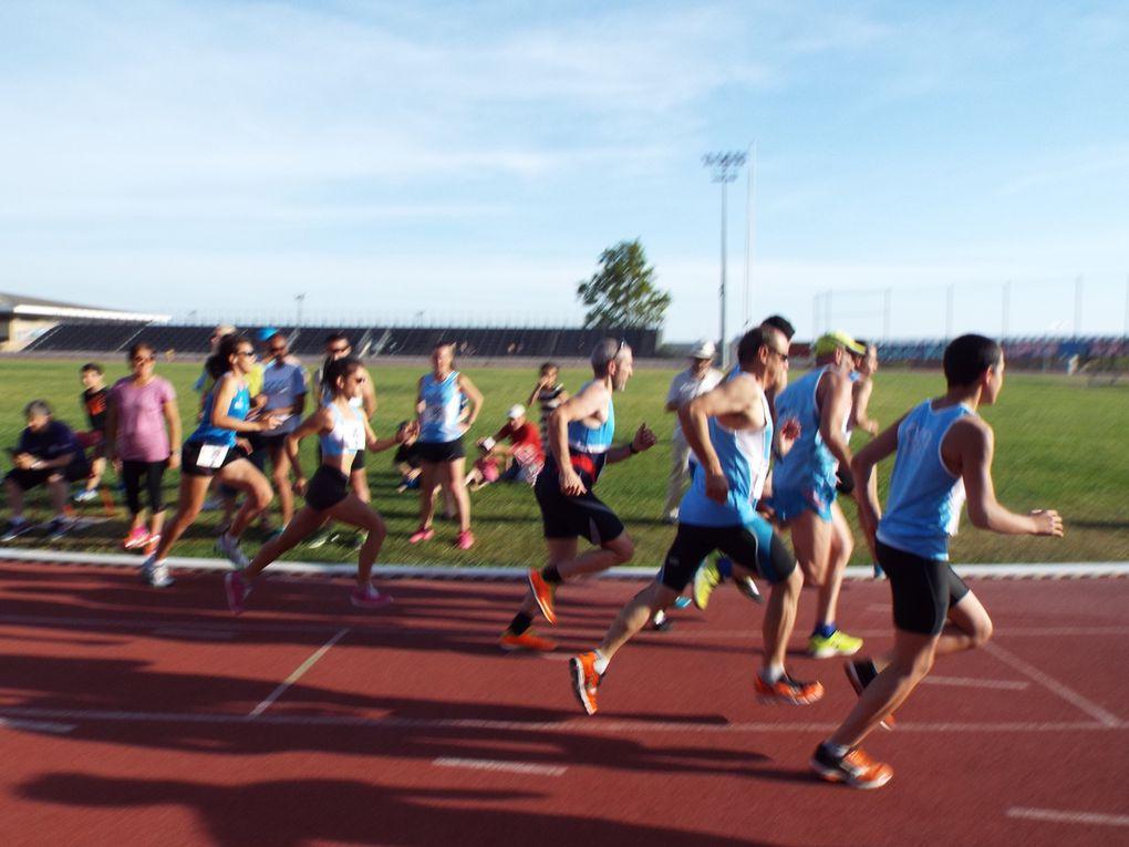 Du 800 m au 5000 m par Christian