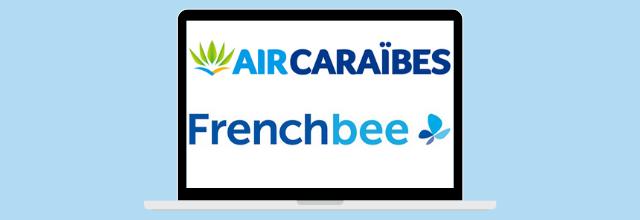 Été 2021 : Air Caraïbes et French bee annoncent leurs programmes vers les DOM-TOM