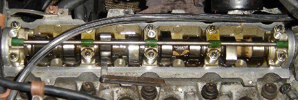 Mesure Jeux Soupapes moteur XU Peugeot