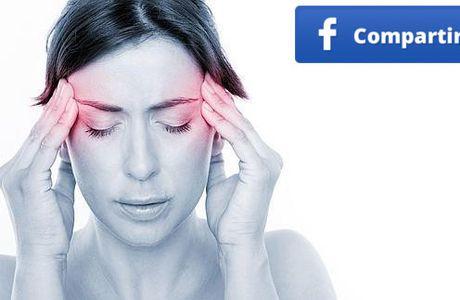 Acaba con la migraña y el dolor de cabeza al instante