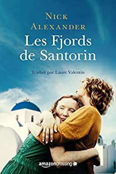 Les Fjords de Santorin by Nick Alexander