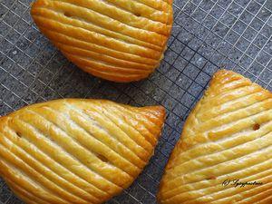 Chaussons aux pommes P Conticini