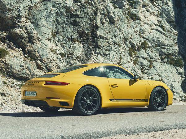 Porsche 911 (991) Carrera T : le modèle de trop ?