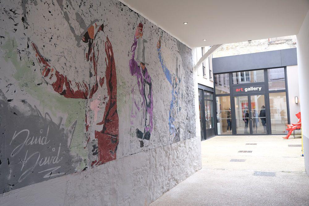 Mur artfontainebleau #3