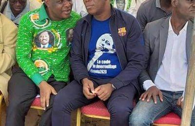 le député GNANGADJOMON KONÉ menacé de mort par le nouveau PAN après le meeting de L'opposition