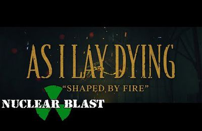VIDEO - Nouveau clip de AS I LAY DYING + Annonce d'un nouvel album