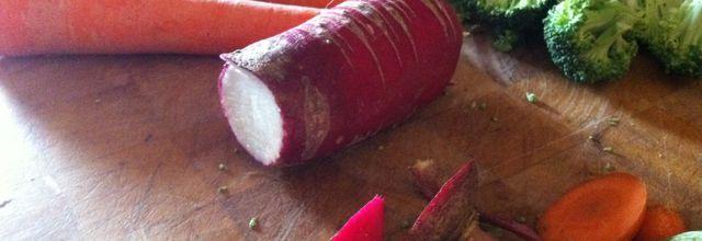 sauté de veau aux carottes et autres petits légumes