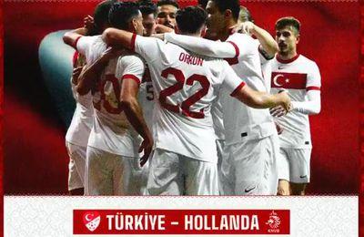 Turquie / Pays Bas : Comment suivre la rencontre mercredi ?