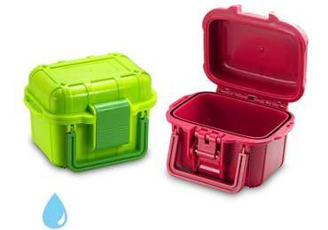 A Huge Variety of Plastic Boxes and Their Uses