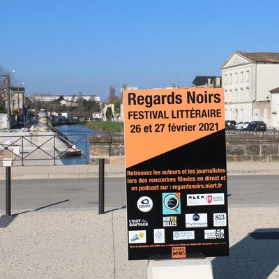 FESTIVAL DU POLAR REGARDS NOIRS NIORT Festival Regards Noirs 2021