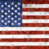 Jasper Johns - Flag - LANKAART