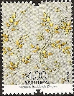 Broderies traditionnelles PORTUGAL