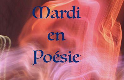 Mardi poésie chez Lady Marianne