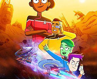Les bilans de Lurdo : Star Trek Lower Decks, saison 2 - deuxième partie : 2x04-06 (2021)