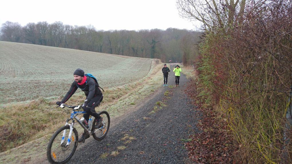 2017-01-15 Entraînement Bike and run