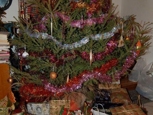 Noël chez nous .... au 1er janvier ;-)