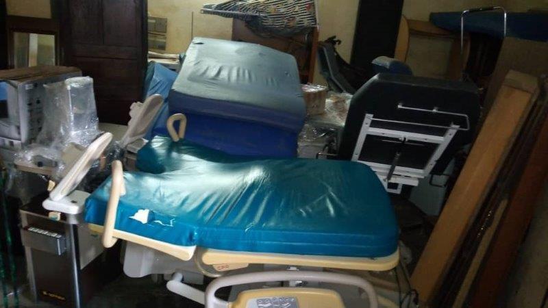 AIMA donne du matériel médical à EMMAÜS Pamiers pour le Bénin