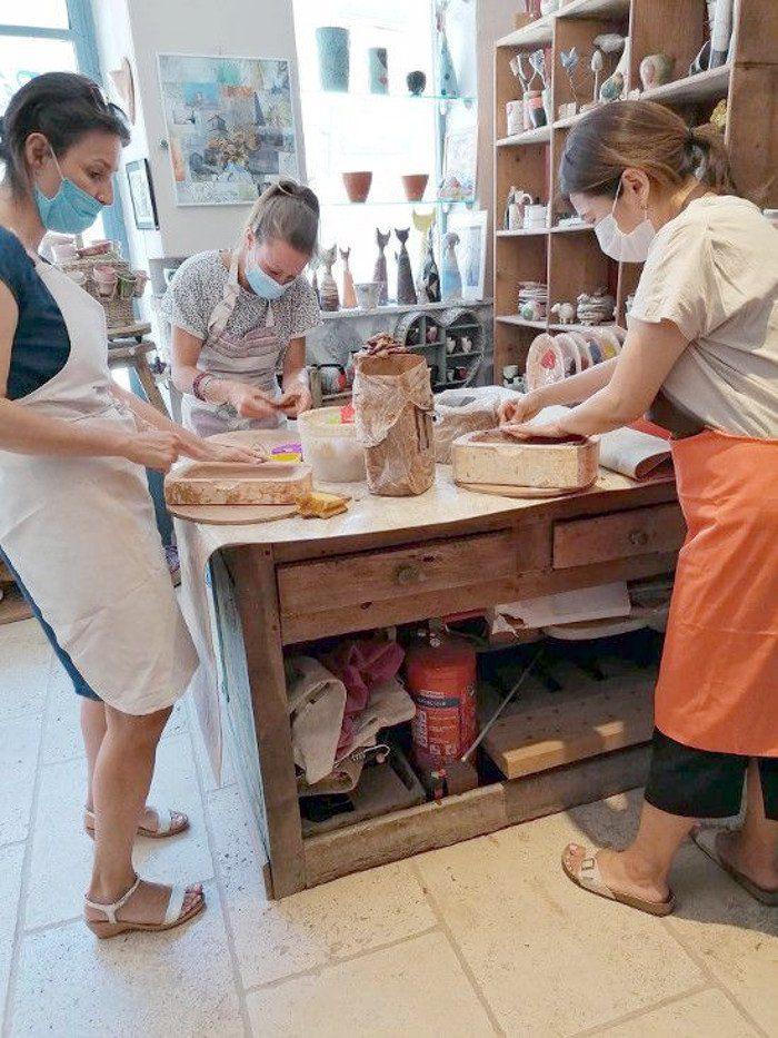 Barrême : Ateliers poterietoute l'année: c'est reparti!