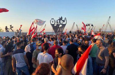 Liban. La contestation toujours aussi forte !