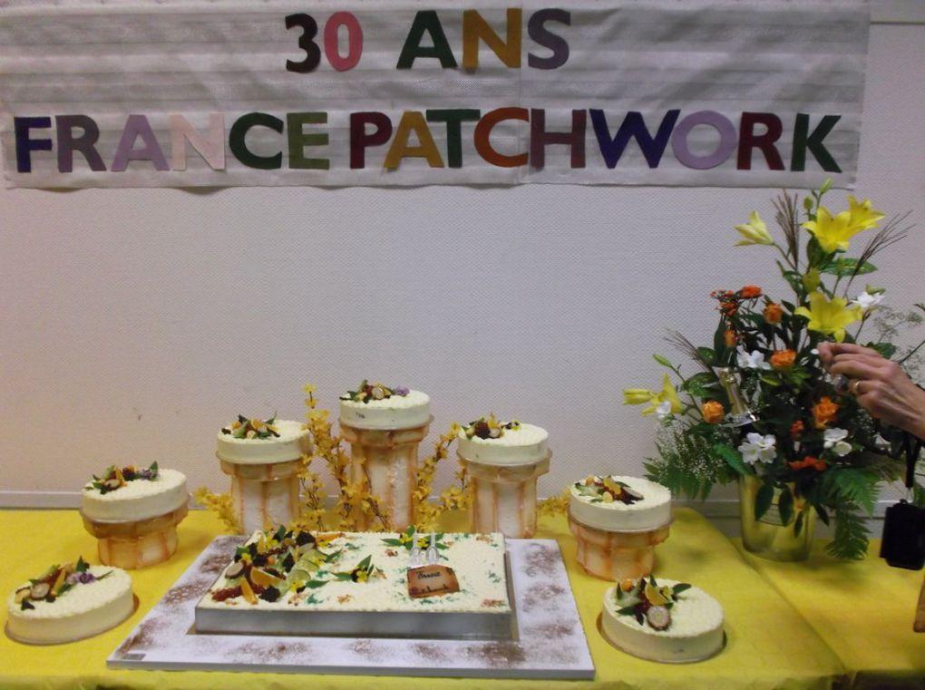 journée d'amitié, 30 ans France-Patchwork
