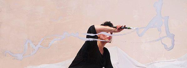 Onde Fractale premier solo show à la galerie Deux6 de l'artiste Catherine Aznar !