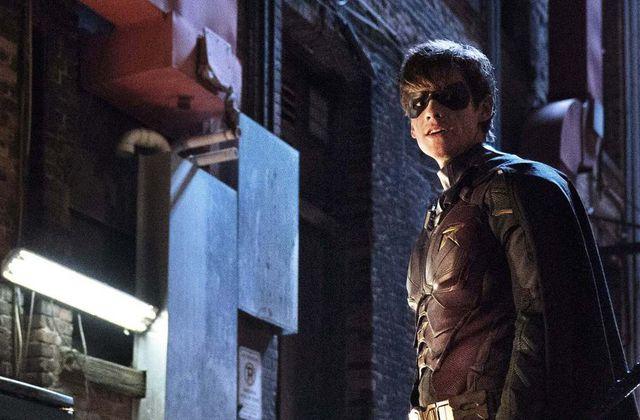 Critiques Séries : DC's Titans. Saison 1. Pilot.