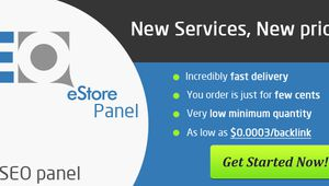 SEOeStore Panel The #1 SEO panel on the planet