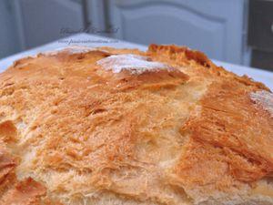 Pain - Cocotte - Recette - Cuisine - Repas - Facile - Kenwood - Cooking Chef Gourmet - Gourmand - Confiture