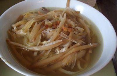 Soupe chinoise Royale