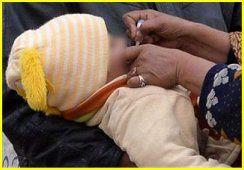 Pakistan : un bébé accusé de meurtre