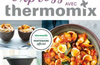 Recette express thermomix