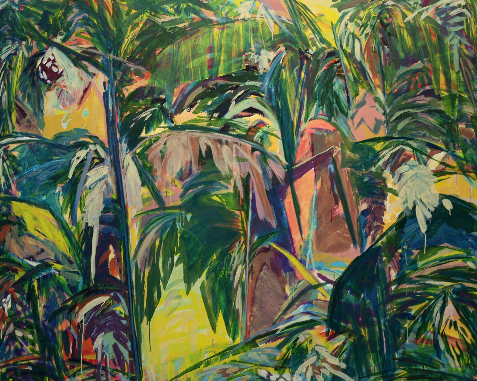 """""""Une rencontre (YANNITA)"""" de Julie SUSSET - Courtesy de l'artiste et de la Galerie Laure Roynette  Photo Éric Simon"""