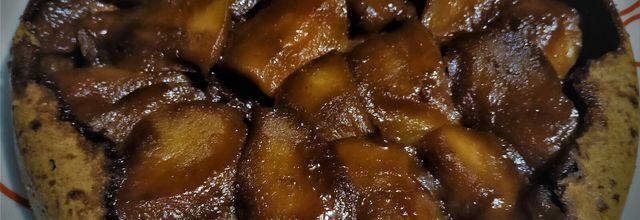Tarte tatin aux pommes IG moyen
