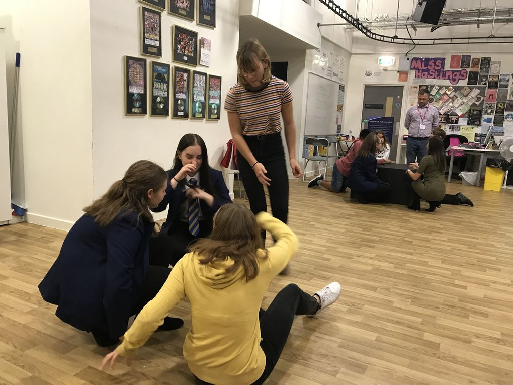 SMGB19 Communication drama workshop