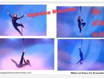 Ophélie Meunier à la barre : quelle artiste !